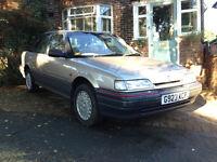 Rover 416GTi, 1990, 10300 miles