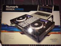 NUMARK MIXDECKS EXPRESS