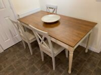 Free Dining Table & Chairs