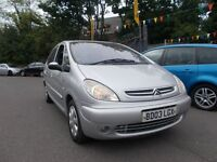 "Citroen Xsara Picasso 1.6 i Desire 5dr 1 LADY OWNER FROM NEW ""NEW OFFERS"""