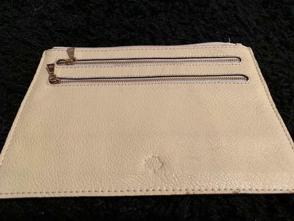 los angeles outlet store sale wholesale sales new Genuine Mulberry Pale Yellow tech pouch/ wallet   in Ipswich ...