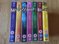 Charmed DVD series 1 - 7