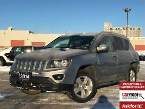 2014 Jeep Compass NORTH**AUTOMATIC**ALLOY WHEELS**