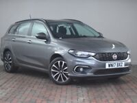FIAT TIPO 1.6 MULTIJET LOUNGE 5DR (grey) 2017
