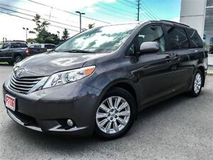 2011 Toyota Sienna XLE-ONE OWNER!
