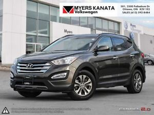 2014 Hyundai Santa Fe Sport 2.4 Luxury w/Roof Rack Side Rails