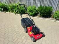 Mountfield petrol 18-inch self-propelled lawn mower