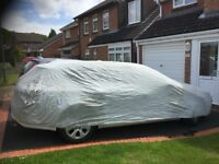 Large car cover protector