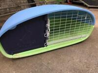 Bunnypod Rabbit hutch/cage