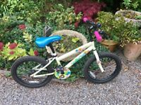 Apollo Woodland Charm 18 inch child bike