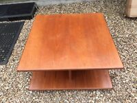Vintage G Plan coffee table
