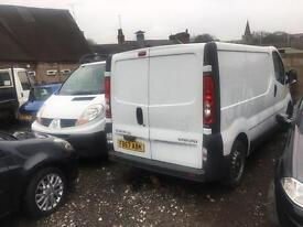 2008 Vauxhall vivaro needs pump starts cuts out £800