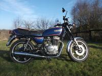 Yamaha XS 250 1981 .