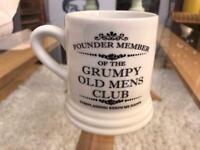 Grumpy Old Mens Club Mug