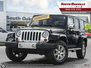 2013 Jeep Wrangler Unlimited Sahara | AUTO | NAVIGATION | SIDE S