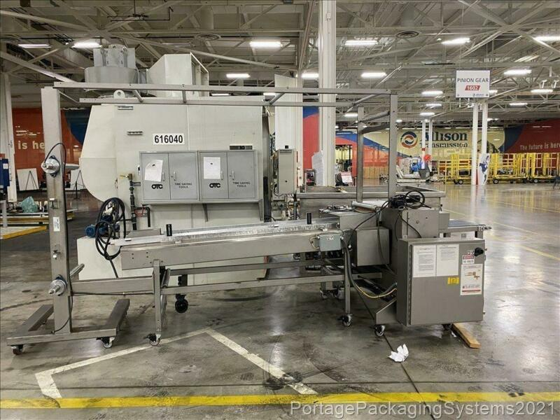 System Packaging - Model 9000-24 Cold Seal Wrapper/Horizontal Flow Wrapper