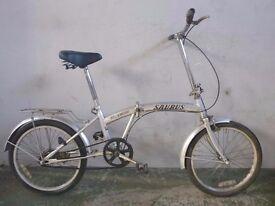 Folding bike 2743A