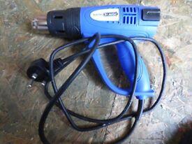 Dr Meter Heat Gun, Model No.HZ HG11-E203X
