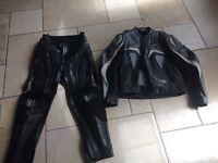 Richa motorbike leathers