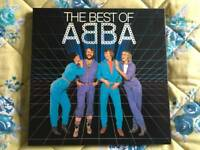 "ABBA box set ( 5 x 12"" LPs)"