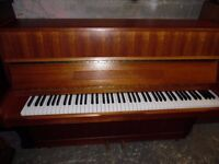upright small piano by john broadwood