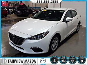 2016 Mazda MAZDA3 GX AC/BACKUP CAMERA/NAVI*66$/sem/84 mois*