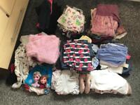 Large girls clothes bundle ages 2-6years