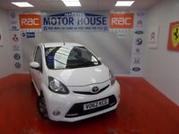 Toyota Aygo VVT-I FIRE AC (£0.00 ROAD TAX) FREE MOT'S AS LONG AS YOU OWN THE CAR!!! 2012
