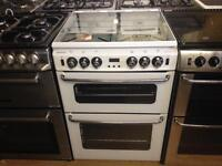 Newhome White gas cooker