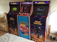 'Tallboy' Stand-Up Retro Arcade Machine - Designed & Built to your specification
