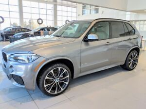 2018 BMW X5 Impeccable M-performance,towing-package,Mag 21 pou