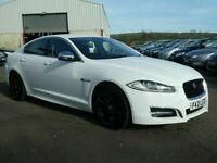 2012 Jaguar XF 2.2 diesel sport with only 88000 miles fsh motd spet 2021