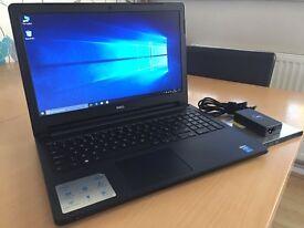 Dell Vostro 3558 Laptop Intel i3 / 8GB RAM / 1TB Hard Drive / Windows 10 / Dell warranty