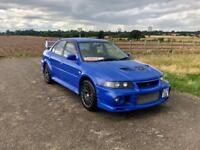 2000 W Mitsubishi Lancer Evo 6 blue 2.3 STROKER 600hp MONSTER. Px up or down !!!