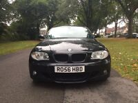 BMW 120d M SPORT . NEW FLYWHEEL + CLUTCH . NEW TURBO AND FULL SERVICE