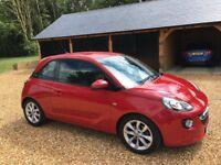 Vauxhall adam 1.2 vvt 70 jam free 6 months warranty