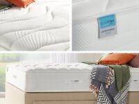 brand new factory sealed Sensaform Airstream Memory 3000 double and king size Mattress rrp £699