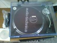 Audio-technica at/lp120/usb direct drive professional turntable
