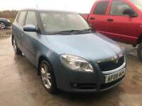 Skoda Fabia 1.6 16v 3 Tiptronic 5dr£3,850 p/x welcome FREE WARRANTY. NEW MOT