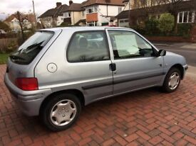 A great runner, perfect for 1st time driver or someone looking for reliable cheap to run car.