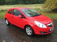 Vauxhall Corsa. Energy 60. Reg CDTI Diesel £30 Tax