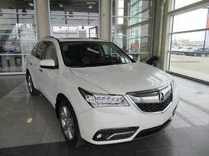 2016 Acura MDX Elite Package SH-AWD, DVD, NAVIGATION, ACTIVE...
