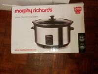 6.5L Morphy Richards Slow Cooker £30 COLLECTION