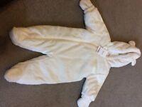 NEXT Newborn all in one snowsuit - BRAND NEW