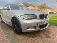 BMW, 1 SERIES, Hatchback, 2007, Semi-Auto, 2996 (cc), 5 doors