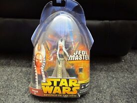 Star Wars Revenge of the Sith - Shaak Ti Jedi Master Action Figure - STILL IN THE BOX £10