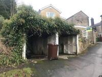 FREE Single /double concrete prefab garages