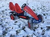 Berg 2 seater extra sport go kart
