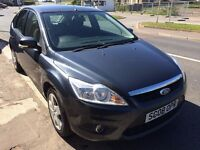 2008 ford focus 1.6 life 5door hatchback.full history/petrol/manual/warranty
