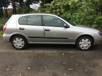 2006 Nissan Almera SE 5dr (7stamps in the service book) LONG MOT